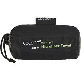 Cocoon Microfiber Towel medium, szary